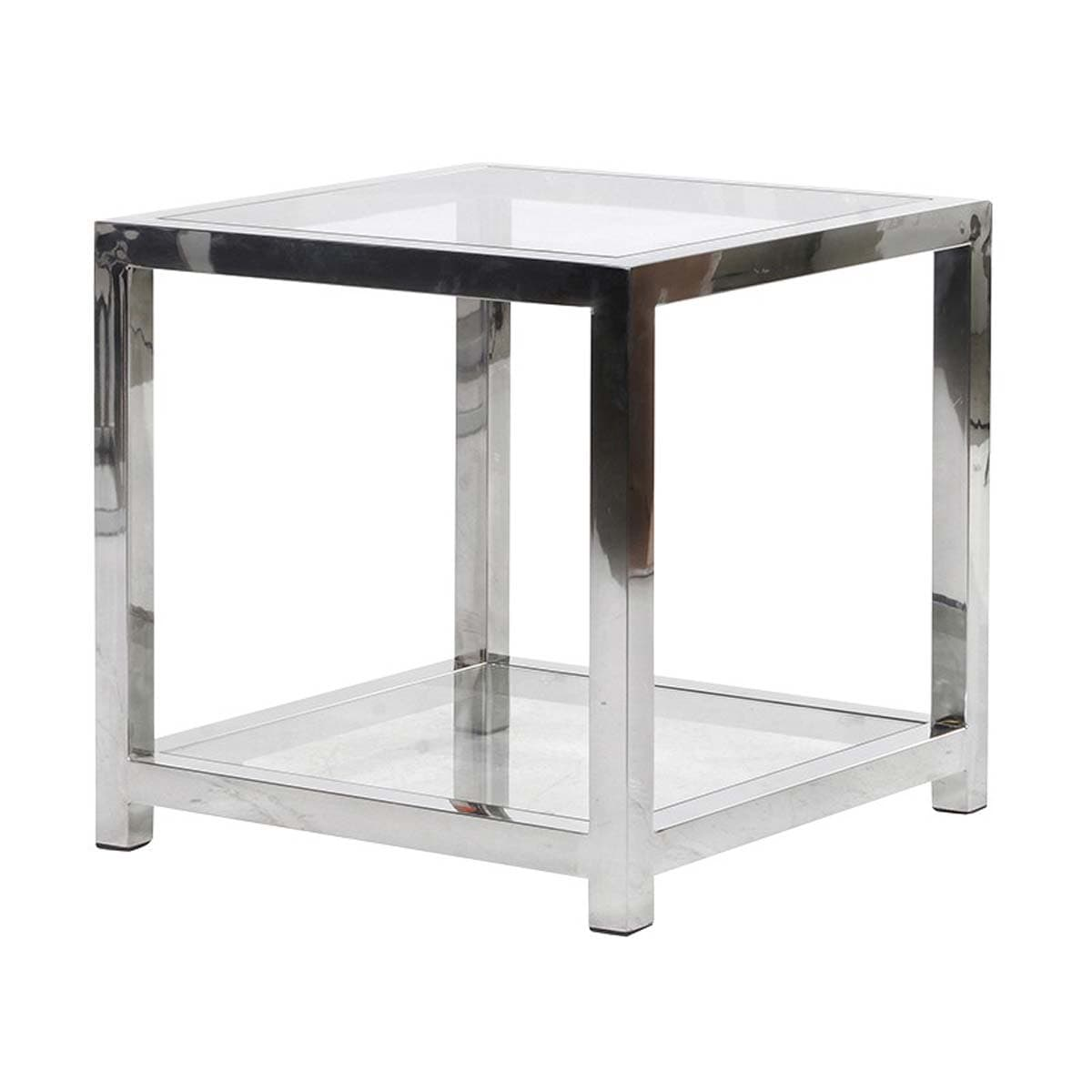 Atlas Cube End Table