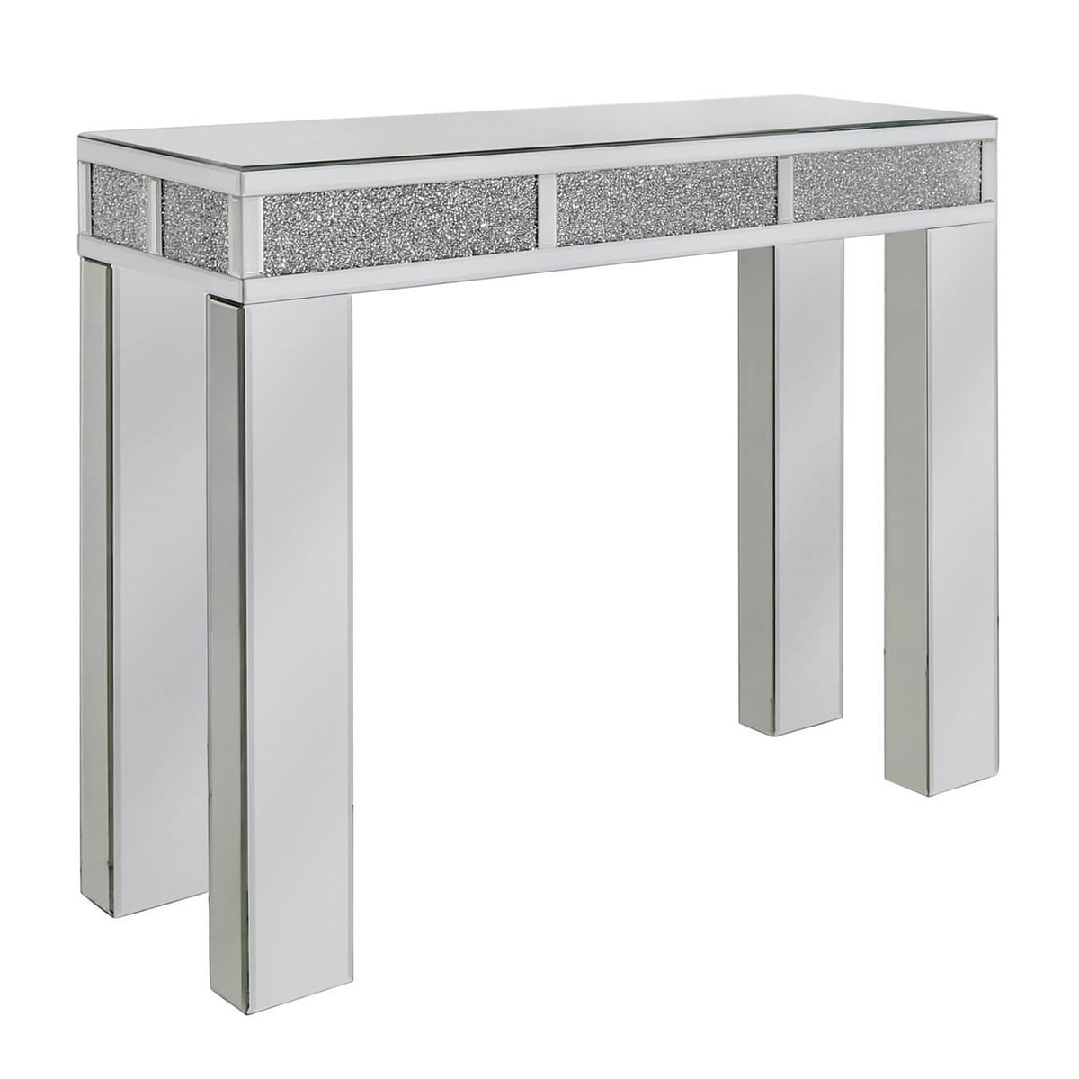 Knightsbridge Console Table Straight Leg