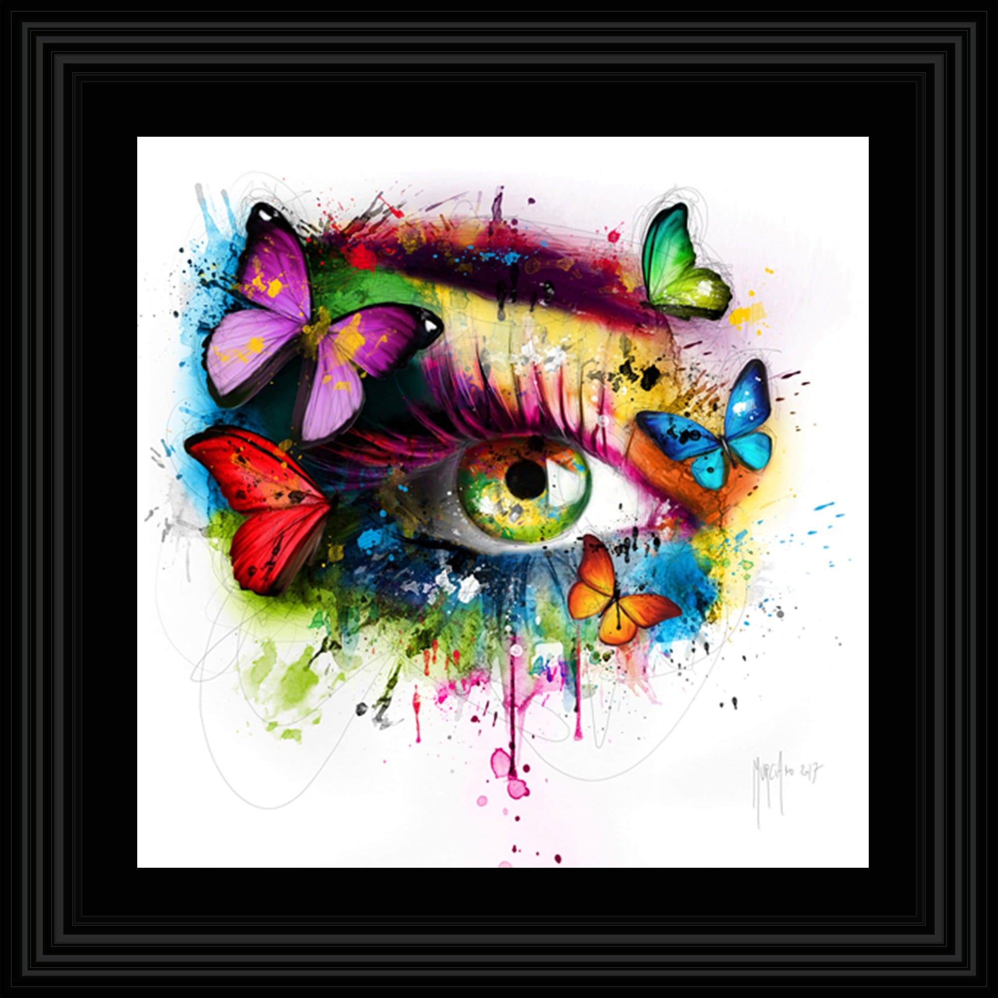 Le Miroir by Patrice Murciano