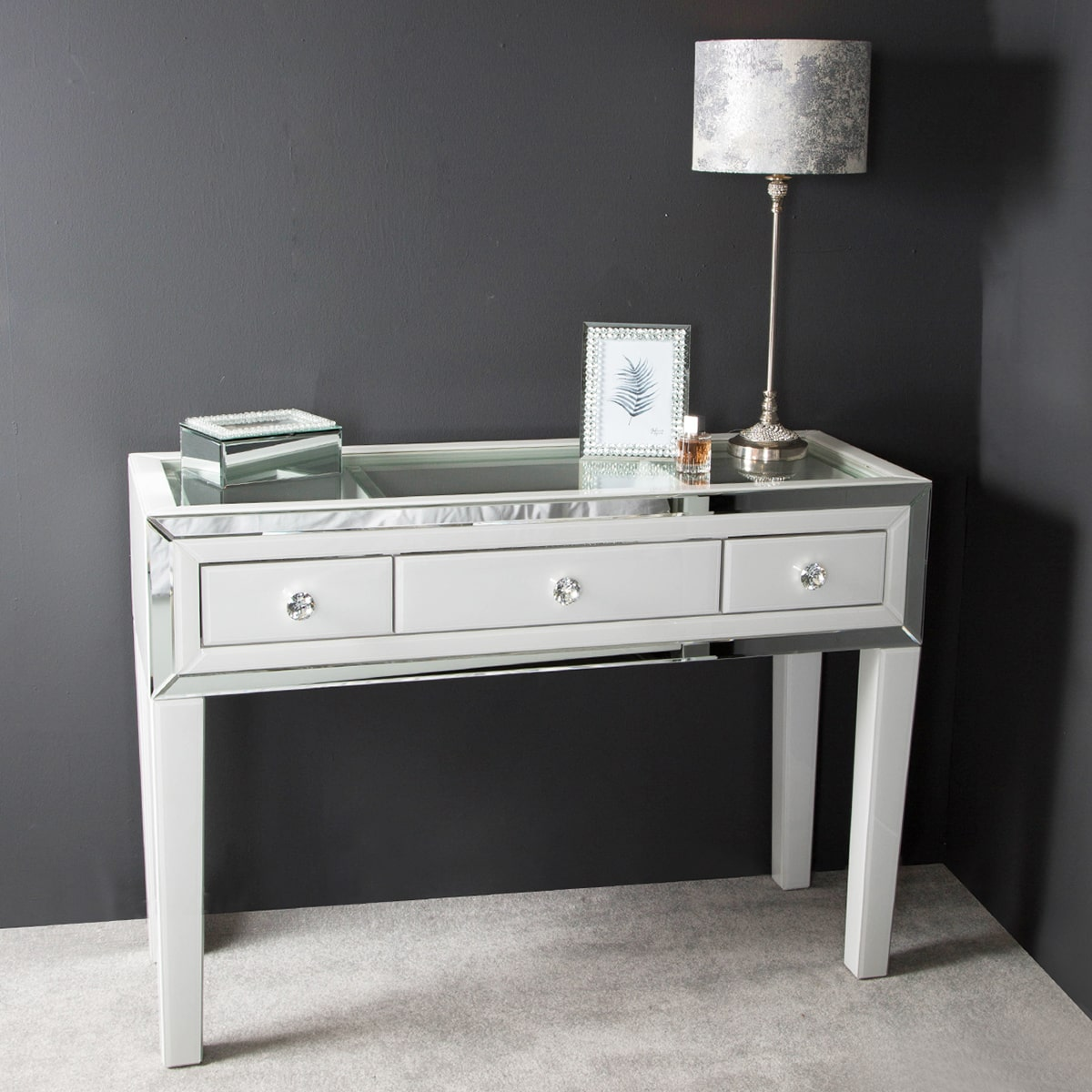 Mayfair Dressing Table 3 Drawer